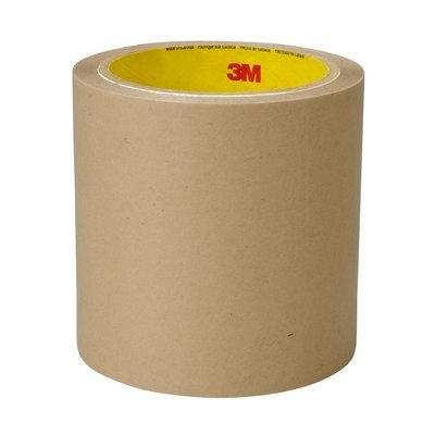 Double Sided Tapes 3M 9500PC-6X36 Double Coated Tape 9500PC Clear 6 Inch x 36yds 5.6mil