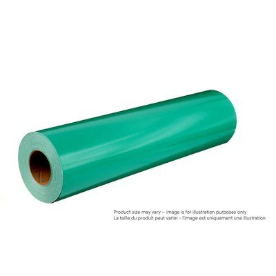 3277-12 1/2X100 Scotchlite Engineer Grade Reflective Sheeting 3277 Green PS 12 1/2 IN X 100 Yards 3M 7000141833