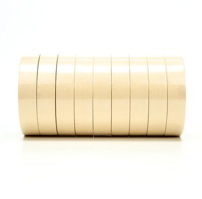 General Use Masking Tape 201+ Tan 24 MM X 55 M 36 Per Case Bulk 3M 7000144751