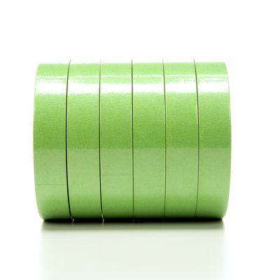 401+24X55 High Performance Green Masking Tape 401+ 24 mm x 55 m  Bulk