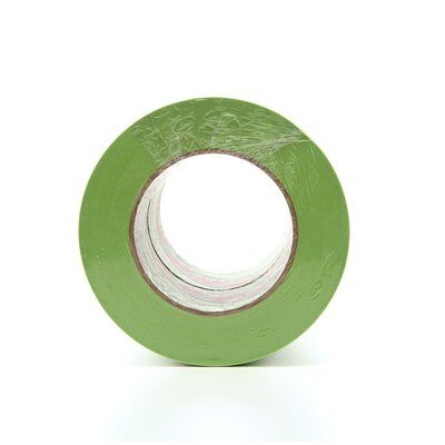 Performance Green Masking Tapes 3M 401+24X55 High Performance Green Masking Tape 401+ 24mm x 55m