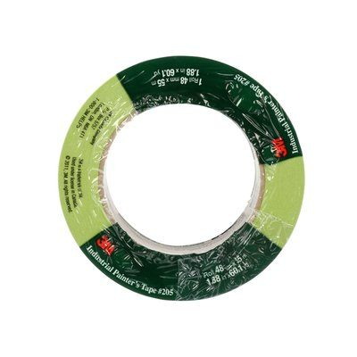 Painters Tapes 3M 205-48X55 Painter's Tape Green Industrial 205 48mm x 55m