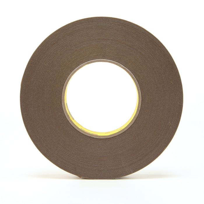 Double Sided Tapes 3M 9425HT-1/2X72 Removable Repositionable Double Coated Tape 9425HT Clear 5.4mil 0.5 Inch x 7yds (1.3 cm x 6.4m)