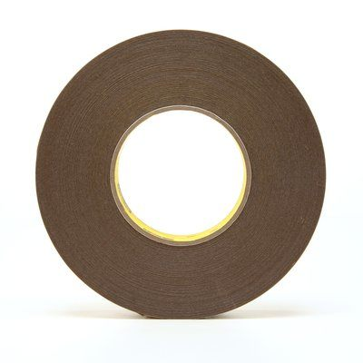 9425-24X72 Removable Repositionable Double Coated Tape 9425 Clear 5.8 Mil 24 in x 72 Yards (60.1 cm x 65.8 m)
