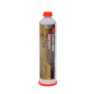 Epoxy 3M 2214-CART Scotch-Weld Epoxy Adhesive 2214 Grey 6 Fl Oz (177 ml)