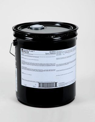 DP460-B-5GAL-BLK Scotch-Weld Epoxy Adhesive 460 Part B Black 19 L