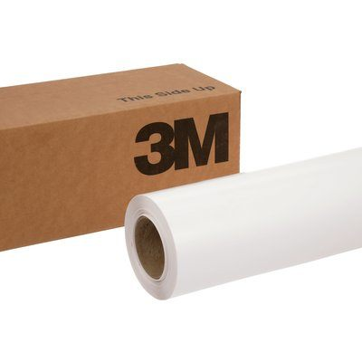 8914-54X50 Scotchcal Optically Clear Overlaminate 8914 54 in x 50 Yards (1.4 m x 45.7 m)