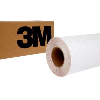 Protection Film 3M 848-36 Scotchgard Paint Protection Film 84836 SGH6 Transparent 36 Inch x 40yds (91.4cm x 36.6 m)