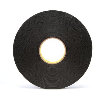 VHB Tapes 3M 4949-1/2X36SP VHB Tape 4949 Black 1/2 Inchx 36yds 45.0mil