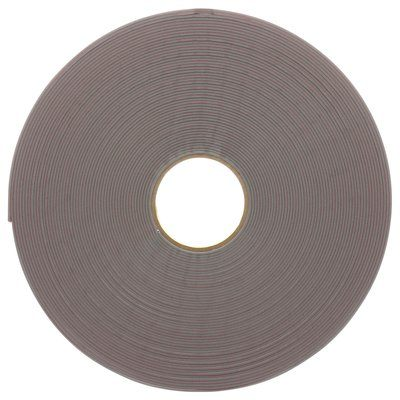VHB Tapes 3M 4991-1.18X36 VHB Tape 4991 Grey 1 - 3/16 Inch x 36yds 90.0 mil