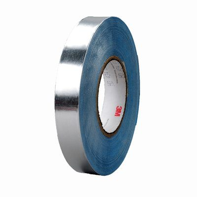 435-6X36 Vibration Damping Tape 435 Silver 6 in x 36 Yards 13.5 Mil