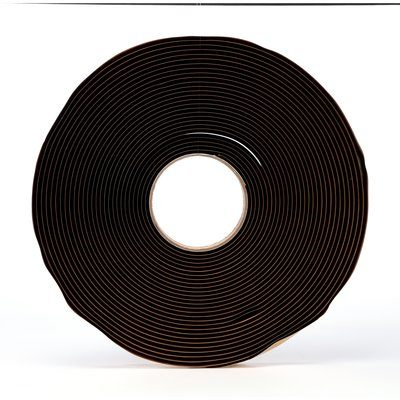 5354-3/8INX50FT Weatherban Sealant Tape 5354 Black 3/8 in x 1/8 in x 50 Ft Rolll