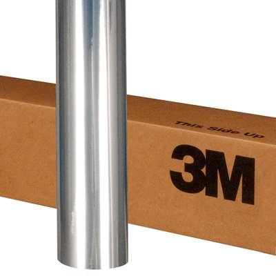 Graphic Film 3M 3635-110-48X50 Chrome Graphic Film 3635-110 48 x 50yds
