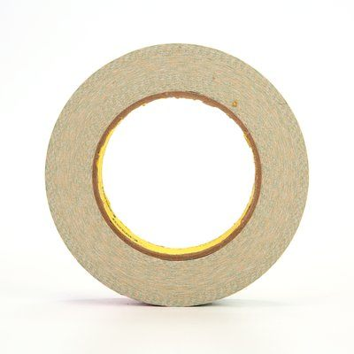 3M 410M-1X36 Double Coated Paper Tape 410M 1 in x 36 Yards 5.0 Mil  Bulk