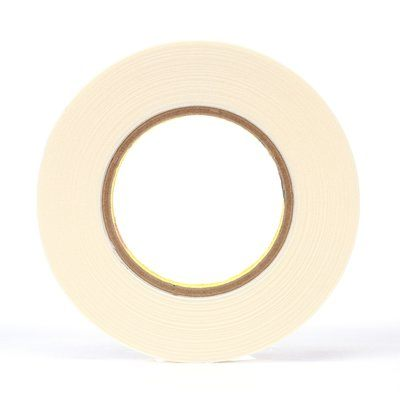 Double Sided Tapes 3M 9579-1/2X36 Double Coated Tape 9579 White 1/2 Inchx 36yds
