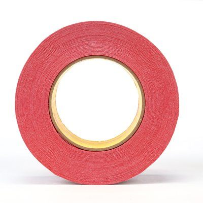 Double Sided Tapes 3M 9737R-48X55 Double Coated Tape 9737R Red 48mm x 55m