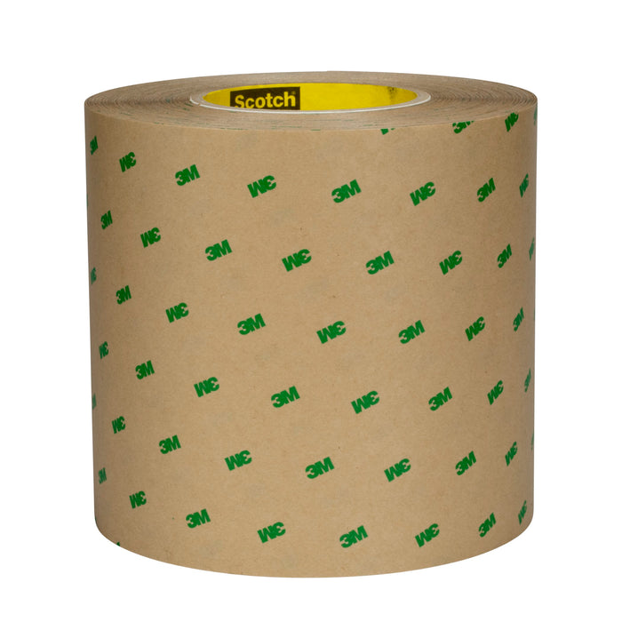 3M 9786NP-54X180 3M Double Coated Tape, 99786NP Clear, 5.5 mil, 54 in x 180 yd (137.2 cm x 165 m) 3M 9786NP-54X180