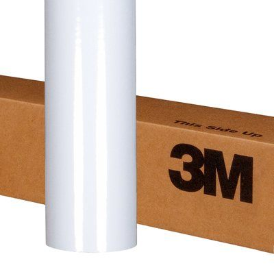 Graphic Film 3M SC50-10-48X50 Scotchcal Graphic Film SC50-10 White 48 Inch x 50yds