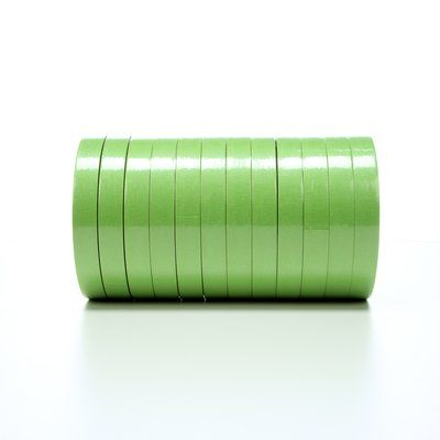 401+-18X55 High Performance Green Masking Tape 401+ 18 mm x 55 m 4 Roll