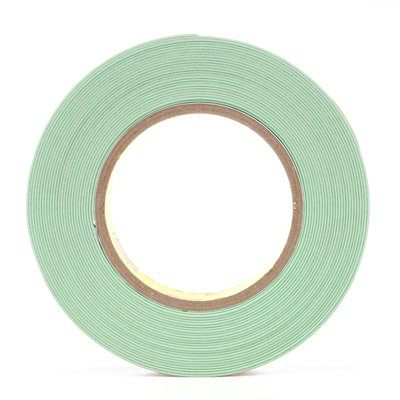 Impact STRIPPING Tape 500 Green 1 IN X 10 Yards 33 MIL 9 Per Case 3M 7000001170