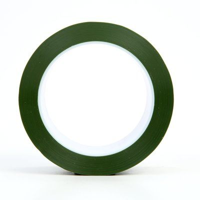Splicing Tapes 3M 8403-2X72 Polyester Tape 8403 Green 2 Inch x 72yds