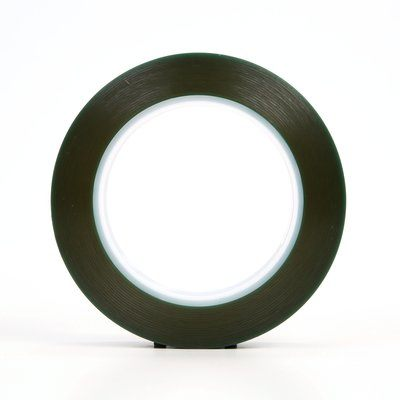 Polyester Tapes 3M 8992-1X72 Polyester Tape 8992 Green 1 x 72yds