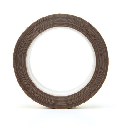 5451-1X36 PTFE Glass Cloth Tape 5451 Brown 1 IN X 36 Yards 5.3 MIL 9 Per Case Boxed 3M 7000029154,,3M,Glass Tapes,tapan-bond-com.myshopify.com,STUK.Solutions