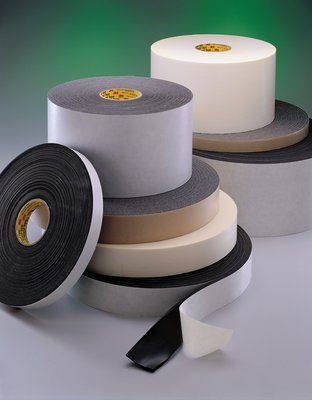 4108-1X36 Urethane Foam Tape 4108 Natural 1 in x 36 Yards 30.0 Mil