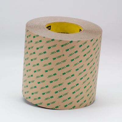 VHB Tapes 3M F9460PC-42X60 VHB Adhesive Transfer Tape 2mil. 42 Inch x 60yds