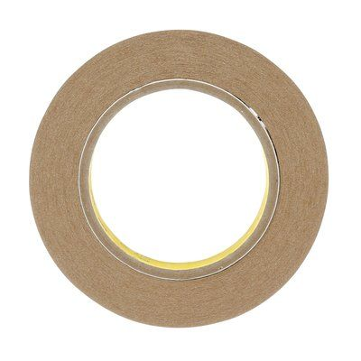 465-1X60 Adhesive Transfer Tape 46 Clear 2 Mil 1 in x 6 Yards (2.54 cm x 55 m)