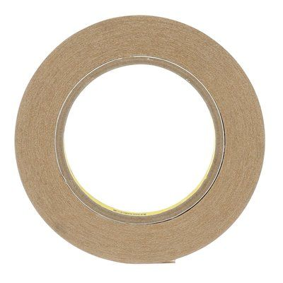 465-1/2X60 Adhesive Transfer Tape 46 Clear 2 Mil 1/2 in x 6 Yards (1.25 cm x 55 m)