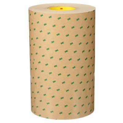 465-12X60 Adhesive Transfer Tape 46 Clear 2 Mil 12 in x 6 Yards (30.5 cm x 55 m)