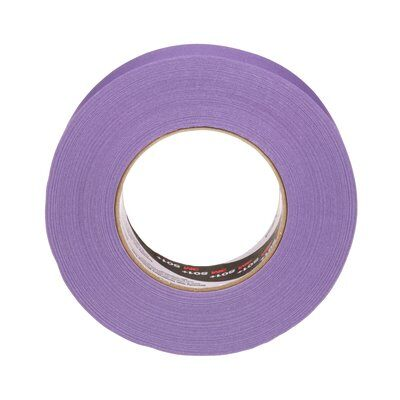 Specialty High Temp Masking Tapes 3M 501+-100X55-PU Specialty High Temperature Masking Tape 501+ Purple 100mm x 55m