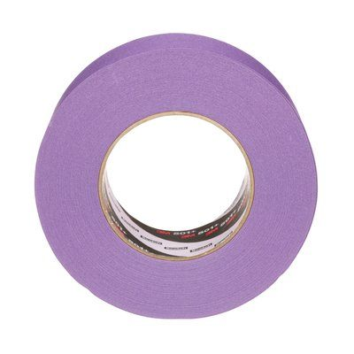 501+-48X55-PU Specialty High Temperature Masking Tape 501+ Purple 4 mm x 55 M