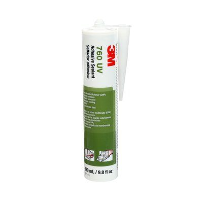 760UV-290 760Uv Adhesive Sealant Gray 290 ml Cartridge Pack Of 12
