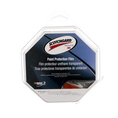 Protection Film 3M 847-01 Scotchgard Paint Protection Film 84701 SGH12 Transparent 1 x 12.5yds (2.5cm x 11.4m)