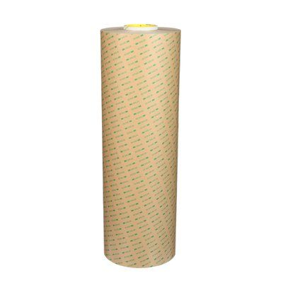 Transfer Tapes 3M 9471LE-1X60 Adhesive Transfer Tape 9471LE Clear 2.0 mil 1 Inch x 60yds (2.54cm x 55m)