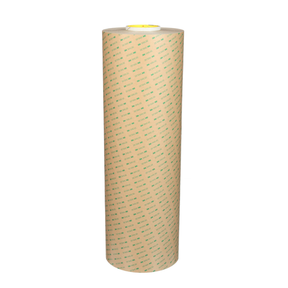 Transfer Tapes 3M 9471LE-13X180 Adhesive Transfer Tape 9471LE Clear 2.0 mil 13 Inch x 180yds (33cm x 165m)