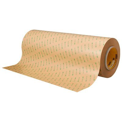 9671LE-54X180 Adhesive Transfer Tape 9671Le 2.3 Mil 54 in x 180 Yards (137.2 cm x 165 m)