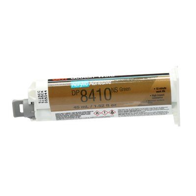 DP8410NS-45ML Scotch-Weld Acrylic Adhesive DP8410NS Green 45 ml 12 Per Case 3M 7100024055,,3M,Acrylic Adhesives,tapan-bond-com.myshopify.com,STUK.Solutions