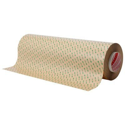 VHB Tapes 3M F9469PC-24X60 VHB Adhesive Transfer Tape F948 Inch69Pc Clear 5mil 24 Inch x 60yds (61 cm x 55m)