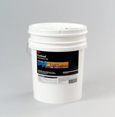 Foam Adhesives 3M FB100-52GAL-LAV Fastbond Foam Adhesive 100Nf Lavender 52 Gallon