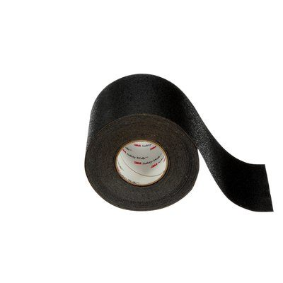 Safety Tapes 3M F-510-BLK-6X60 Safety-Walk Slip-Resistant Conformable Tapes and Treads 510 Safety Yellow 12 Inch x 60'
