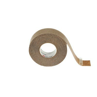 Safety Tapes 3M F-620-CLR-2X60 Safety-Walk Slip-Resistant General Purpose Tapes and Treads 620 Clear 2 Inch x 60'