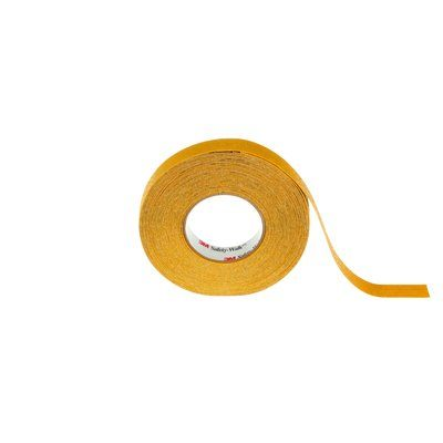 Safety Tapes 3M F-630-B-SYL-1X60 Safety-Walk Slip-Resistant General Purpose Tapes and Treads 630-B Safety Yellow 1 Inch x 60' Roll