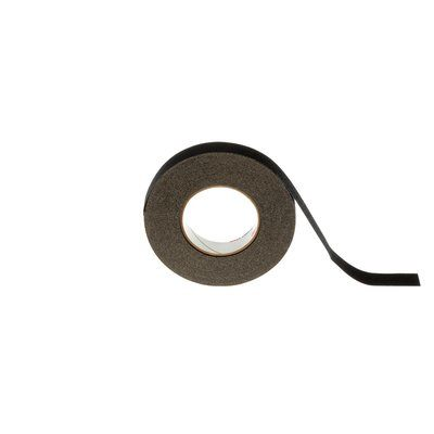 Safety Tapes 3M F-610-BLK-1X60 Safety-Walk Slip-Resistant General Purpose Tape 610 black 1 Inch x 60' (25.4 mm x 18.3 m)