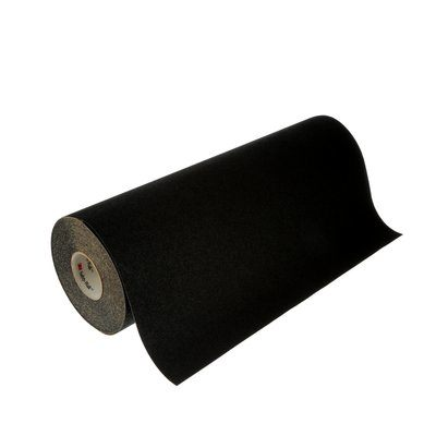 Safety Tapes 3M F-310-BLK-36X60 Safety-Walk Slip-Resistant Medium Resilient Tapes and Treads 310 Black 36 Inch x 60' Roll