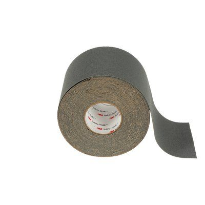 Safety Tapes 3M F-370-GRY-6X60 Rolls F-370 Safety-Walk Resil Grey 6 Inch x 60 feet
