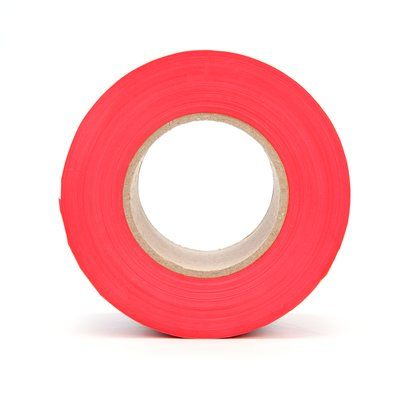 Safety Tapes 3M 362 Scotch Barricade Tape 362 Red Danger 4mil (0.1 mm) 3 Inch x 1000' (76mm x 305 m)