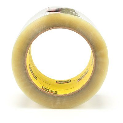 Sealing Tapes 3M 355-72X50-CLR Scotch Sealing Tape 355 Clear 72mm x 50m
